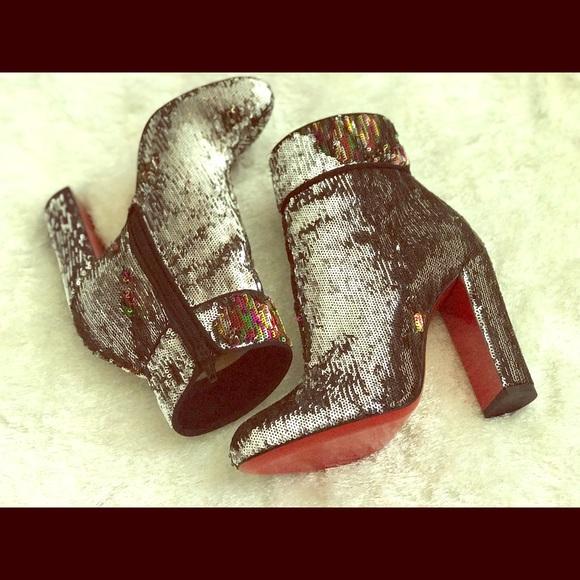 8edbc2646620 Christian Louboutin Shoes   Moulamax 100 Paulettes   Poshmark